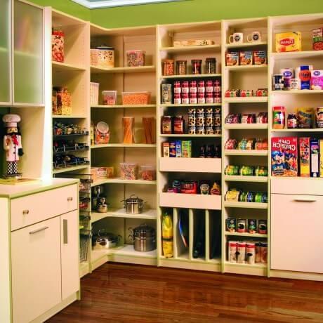 Closets to go pantry Organizer