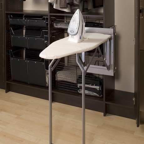 Closet Organizer Ironing Board
