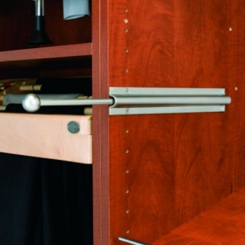 Tie/Belt Racks & Valet Rod
