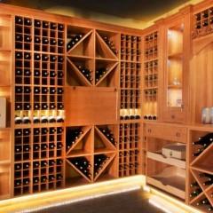 Deluxe Wine Racks