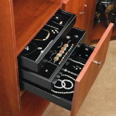 Closet Organizers Jewelry Trays